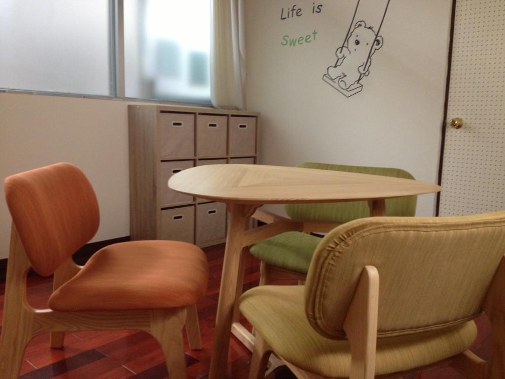 第2諮商室